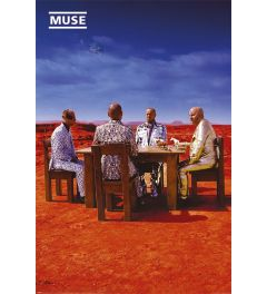 Muse Black Holes And Revelations Poster 61x91.5cm