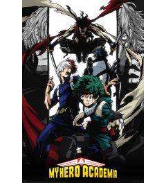 My Hero Academia Hero Killer Stain Poster 61x91.5cm