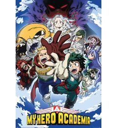 My Hero Academia Reach Up Poster 61x91.5cm