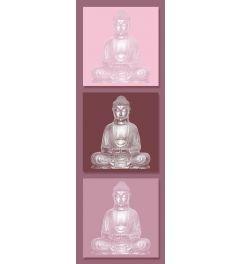 Buddha - Rosa