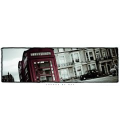 London By Day Poster 158x53cm