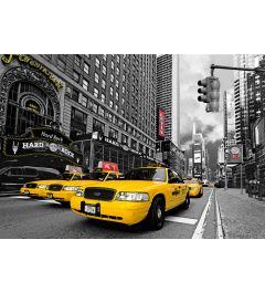 New York Hard Rock Cafe 7-teilige Fototapete 350x260cm