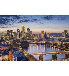 Frankfurt Am Main 7-teilige Fototapete 350x260cm