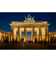 Brandenburger Tor 7-delig Fotobehang 350x260cm