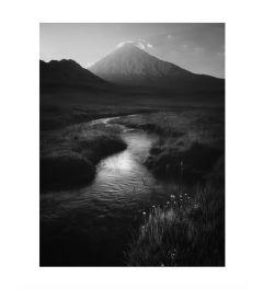 Mount Damavand Art Print