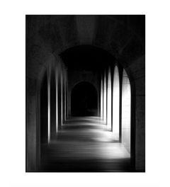 Arches Black & White Art Print