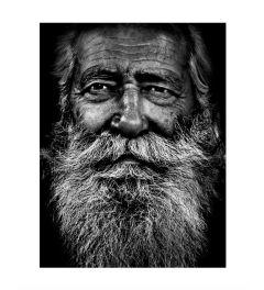 Porträt Art Print