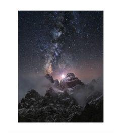 A Bright Star Art Print