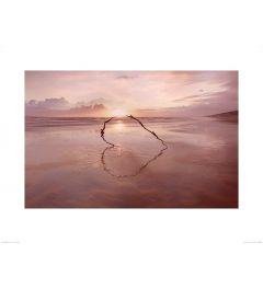 Ian Winstanley Love on the Horizon Art Print 60x80cm