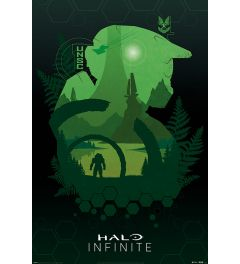 Halo Infinite Lakeside Poster 61x91.5cm