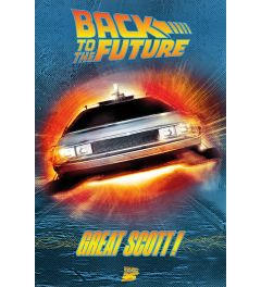 Back to the Future Great Scott! Poster 61x91.5cm