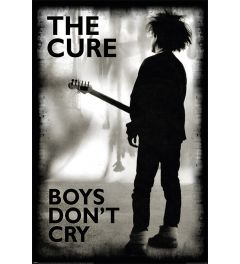 The Cure Boys Don't Cry Poster 61x91.5cm
