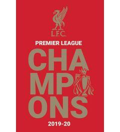 Liverpool FC Champions 2019/20 Logo Poster 61x91.5cm