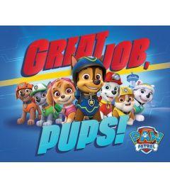 Paw Patrol Poster Great Job Pups 40x50cm