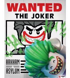 Lego Batman - Wanted the Joker