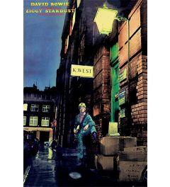 David Bowie Ziggy Stardust Poster 61x91.5cm