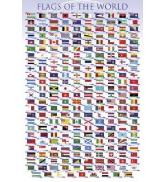 Nationale Vlaggen - Wereld