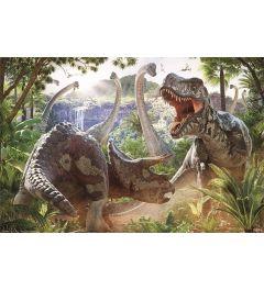 Dinosaur Battle David Penfound