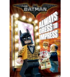 Lego Batman - Always Dress to Impress