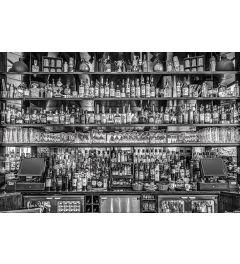 Bar - Schwarz Weiß