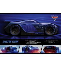 Cars 3 - Jackson Storm
