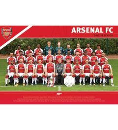 Arsenal FC Team 17/18