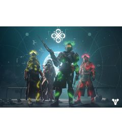 Destiny Gambit Poster 61x91.5cm