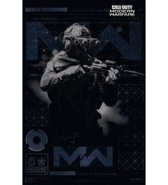 Call of Duty Modern Warfare Elite Poster 61x91.5cm