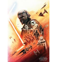 Star Wars The Rise of Skywalker Kylo Ren Poster 61x91.5cm