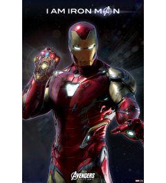 Avengers Endgame I Am Iron Man Poster 61x91.5cm