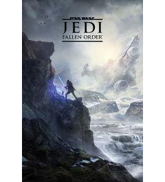 Star Wars Jedi Fallen Order landscape Poster 61x91.5cm