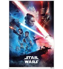 Star Wars The Rise Of Skywalker Saga Poster 61x91.5cm