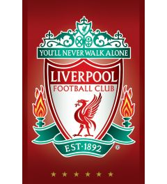 Liverpool FC Crest Poster 61x91.5cm