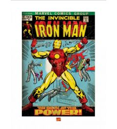 Iron Man - Birth of Power