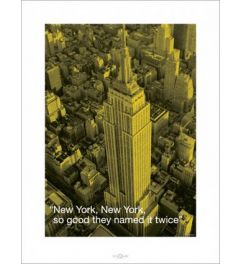 New York - City Quote