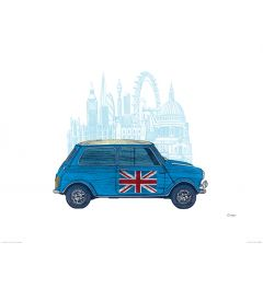 Mini Cooper - Londen