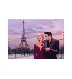 Paris - Elvis & Marilyn