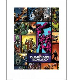 Guardians of the Galaxy - Cartoons