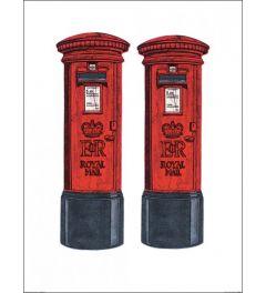 London - Briefkasten
