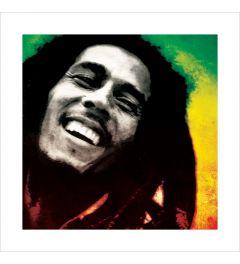 Bob Marley - Malerei
