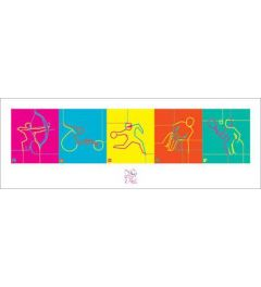London 2012 Paralympics - Dynamic Pictograms