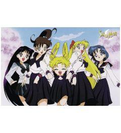 Sailor Moon Group Poster 102x70cm