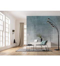 Still Bauhaus 3-teilig Fototapete 300x280cm