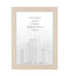 Bilderrahmen 30x30cm Eiche - Holz