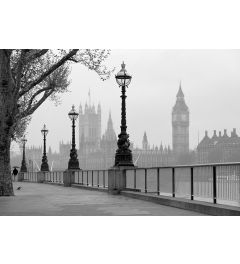 London - Nebel