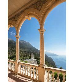 Mallorca 4-delig Fotobehang 183x254cm