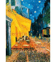 Terasse De Café La Nuit 4-teilig Fototapete 183x254cm