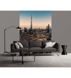 Dubai Vereinigte Arabische Emirate Fototapete 2-teilig 184x254cm