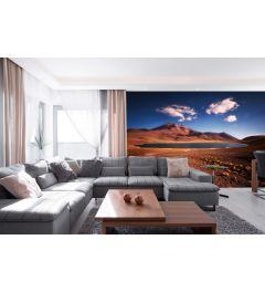 Atacama Wüste Chili 4-teilige Fototapete 368x254cm