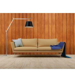 Holz Textur Fototapete 4-teilig 368x254cm